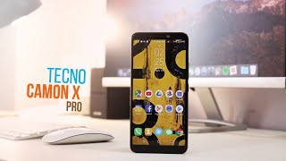 Tecno Camon X Pro Review