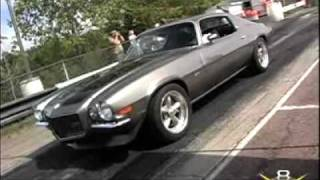 Clean 1973 Camaro Z28  V8TV-Video