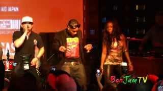 Red Fox & Rayvon Performing