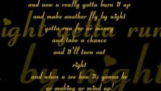 Bucksfizz Making your mind up with lyrics