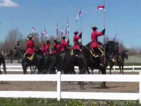 RCMP Musical Ride Centre in Ottawa