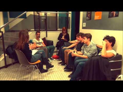 """Chronix - Interview du groupe """"The Stairz"""" - 11 Décembre 2015"""