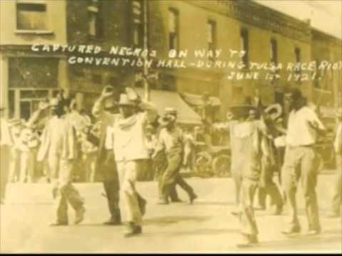 Tulsa Oklahoma Black Wallstreet Documentary (KU School Project)