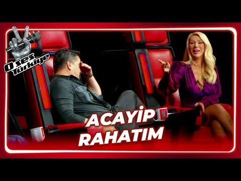 Beyaz Herkesi Kahkahaya Boğdu | O Ses Türkiye 7. Bölüm