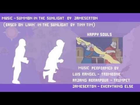 SUMMON IN THE SUNLIGHT : HAPPY SOULS