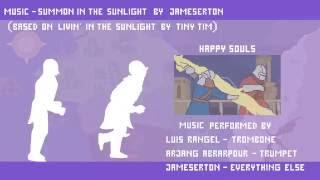 summon in the sunlight happy souls