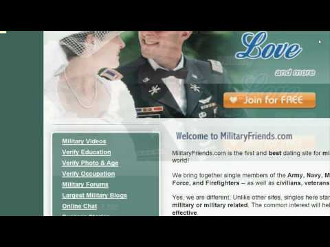 Online Dating & Relationship Advice : How to Meet Military Singles