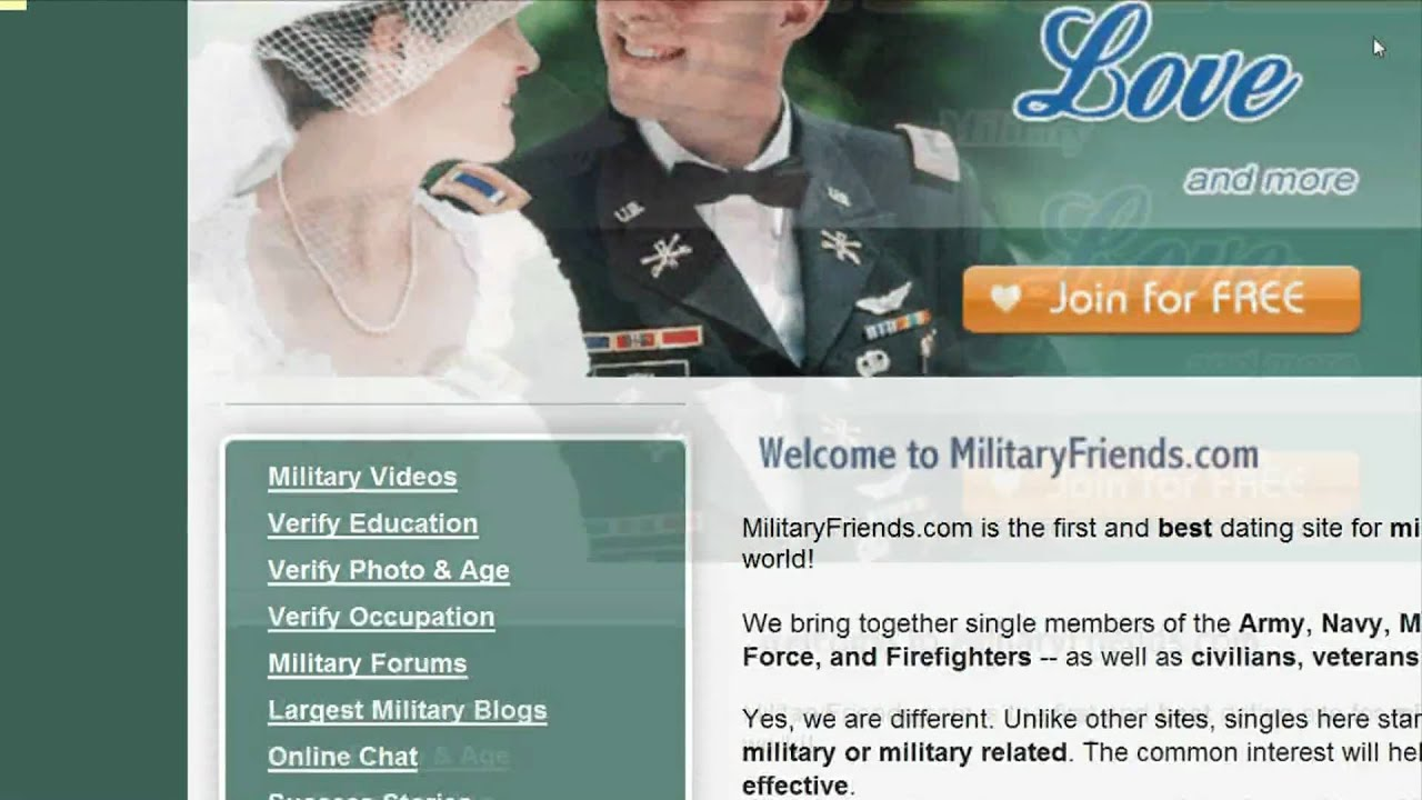 top military dating sites free