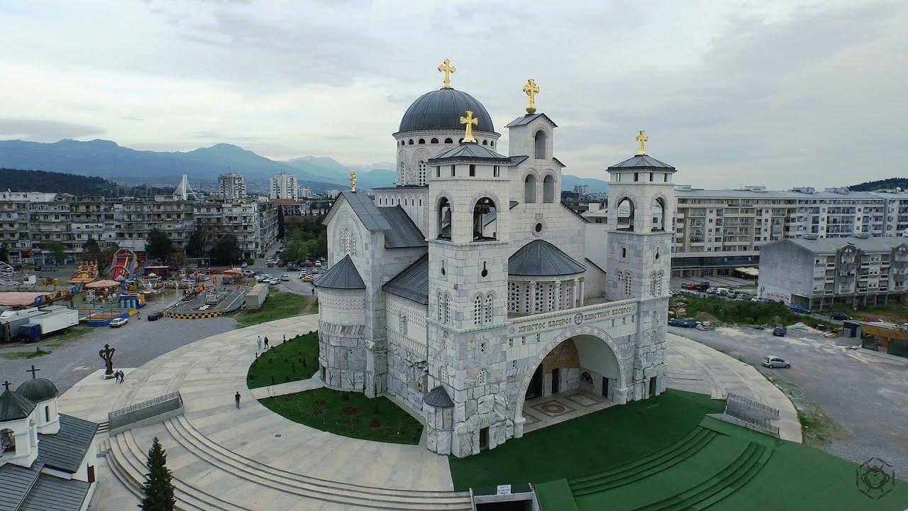 hram hristovog vaskrsenja podgorica ile ilgili görsel sonucu