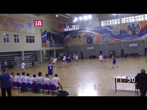 II этап (межрегиональный) Первенства России. Юноши до 19 лет. Зона ЦФО. 5-й день