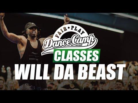 ★ Willdabeast ★ Manolo (Remix) ★ Fair Play Dance Camp 2017 ★