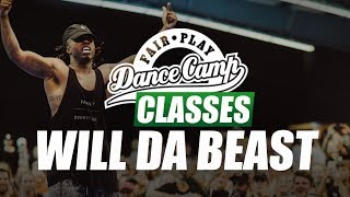 ★ Willdabeast ★ Manolo (Remix) ★ Fair Play Dance Camp 2017 ★