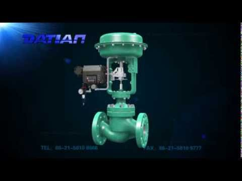 ZHT Double Stage Cage Control Valve