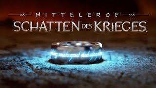 Mittelerde: Schatten des Krieges #001 - Ein neuer Ring - Let's Play Mittelerde Deutsch / German