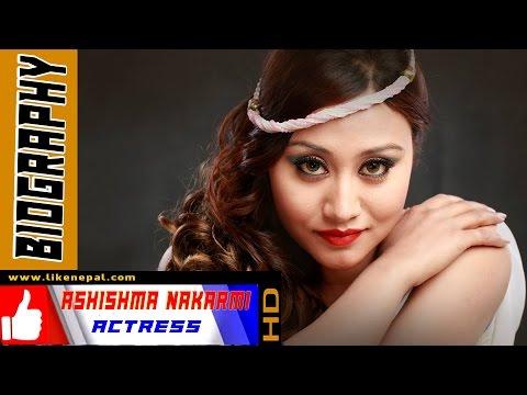 Ashishma Nakarmi - Model, Biography, Songs, Video, Movie, Actress