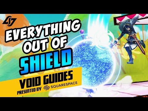 Out of Shield Options in Smash Ultimate - CLG VoiD Guides