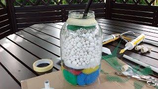 035. DIY - Jak samemu zrobić filtr kubełkowy ? / epoka akwariowa