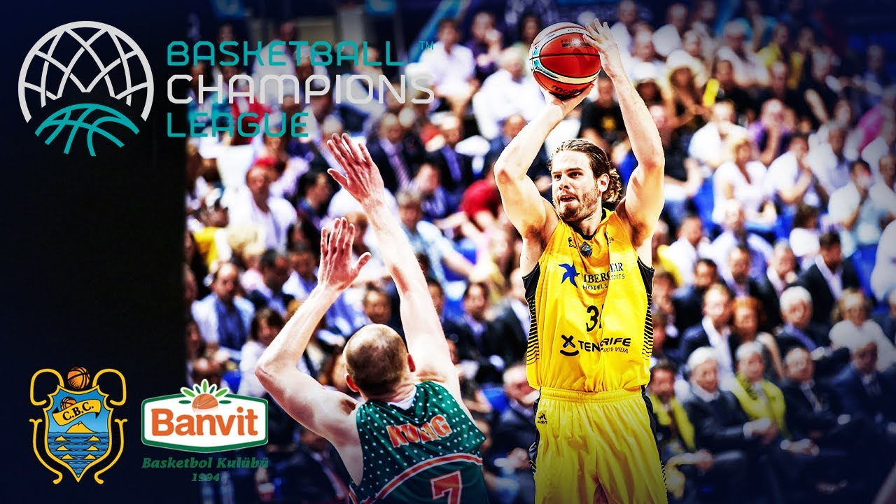 Iberostar Tenerife v Banvit | Re-Live Final 2016/17 - Classic Game