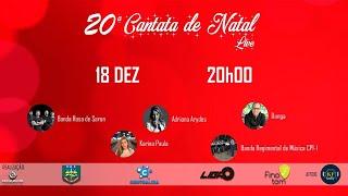 Live 20º cantata de Natal | Policia Militar