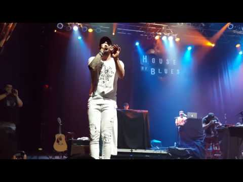 Jon Bellion - Overwhelming  (Live) Dallas, TX