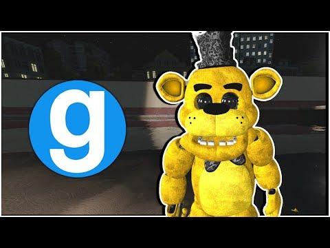 New FNAF Pill Pack Animations Glitch! Five Nights at Freddy's Gmod FNAF Garry's Mod Sandbox thumbnail