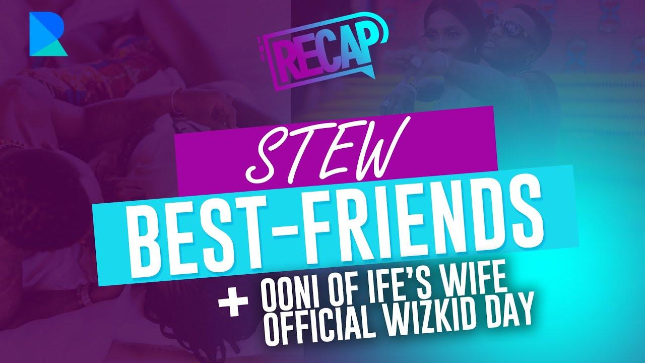 OCTOBER - Stew Bestfriends (Wizkid & Tiwa)