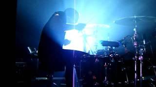 The Bloody Beetroots Death Crew 77 Edward Grinch drum solo @Garorock