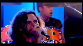 Pearl Jam Playing Alive On Jools Holland