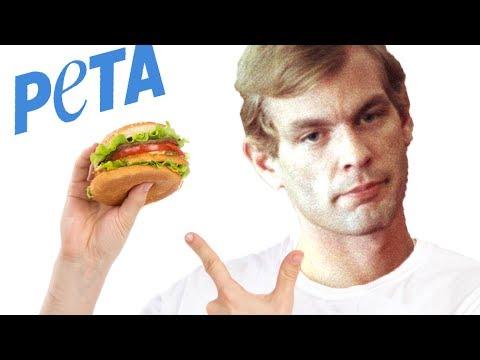 PETA Enlists Serial Killer To Battle Meat-Eating