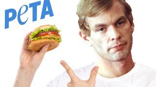 PETA Enlists Serial Killer To Battle Meat-Eating