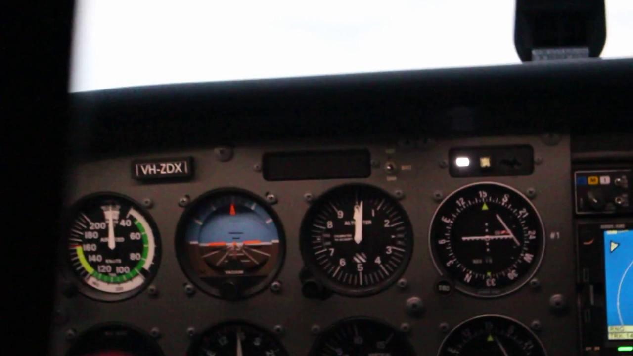 Cessna 172 NEAR MISS - Airspeed Indicator Fails On Takeoff!