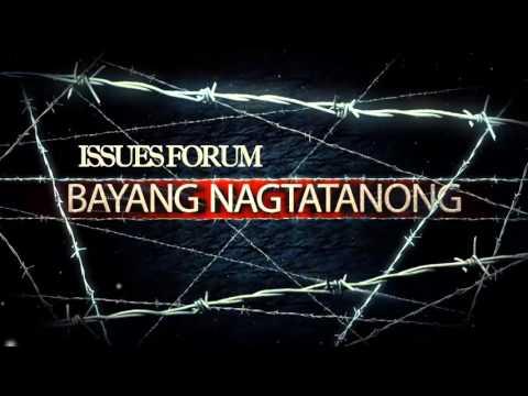 Radyo Inquirer Issues Forum (FULL VIDEO)