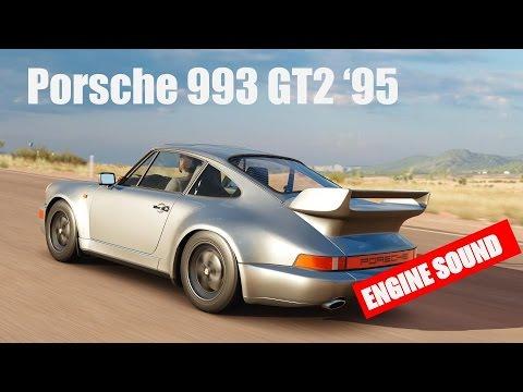 Porsche 993 911 Carrera 1995 review - YouTube