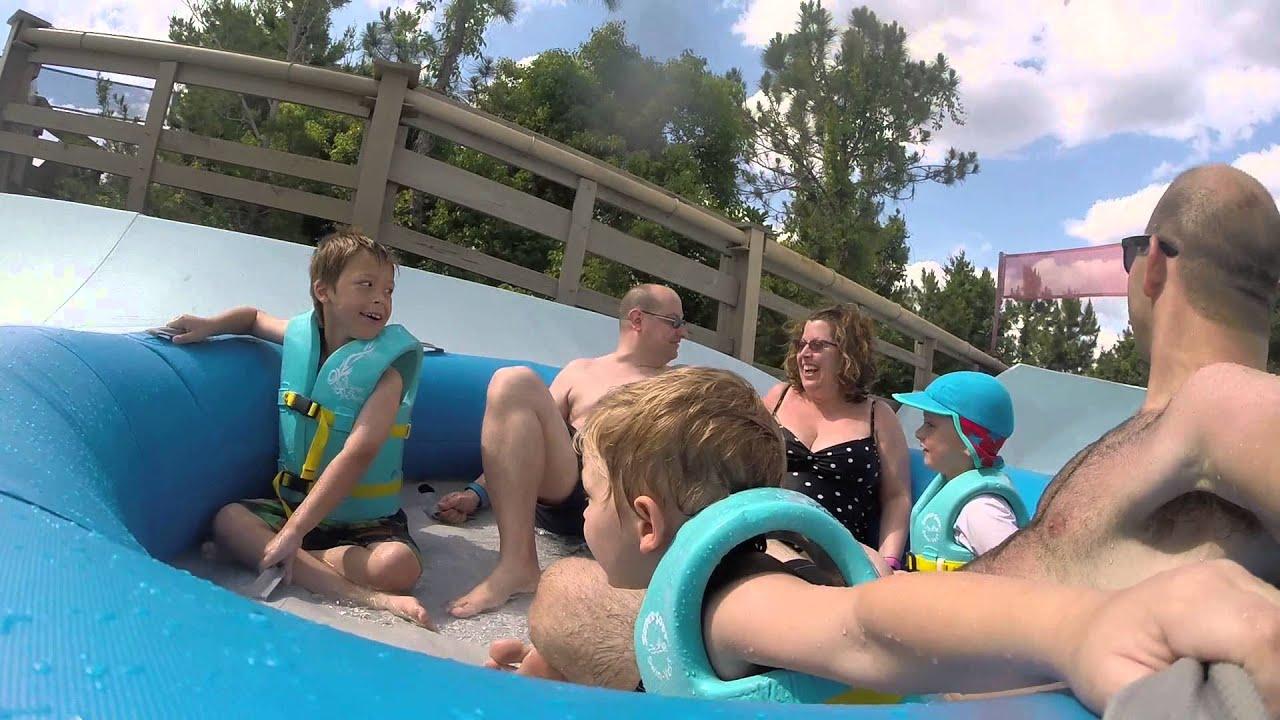 Disney S Blizzard Beach Team Boat Springs Ride On Board