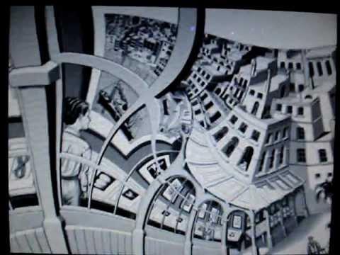 Escher's Print Gallery Explained