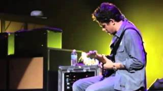 John Mayer at the North Charleston Coliseum December 12