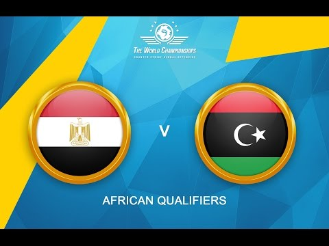 CS:GO -Egypt vs. Lybia[Mirage] - The World Championships 2016
