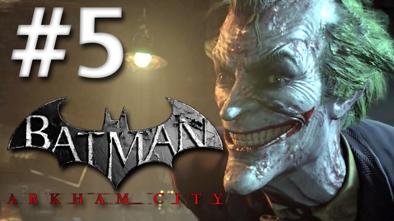 Road To Arkham Knight - Batman Arkham City - Walkthrough ...