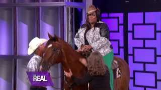 Loni Goes For a Pony Ride!