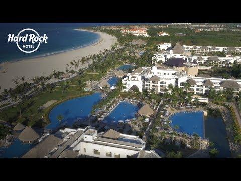 Aerial Tour - Hard Rock Hotel & Casino Punta Cana