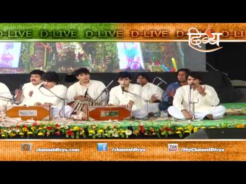 Bhajan Sandhya   Faiz Ali Faiz   Gurdass Mann   Ludhiana   Channel Divya