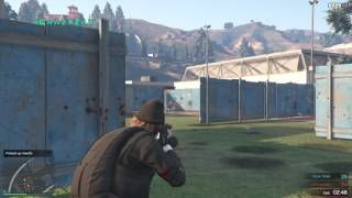 "Gambar cover GTA 5 - Tdm 2v1 ICrazyZay ""Team Deathmatch"" PS4 HD Gameplay"