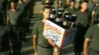Funny John Wayne Coors Light Beer Commercial