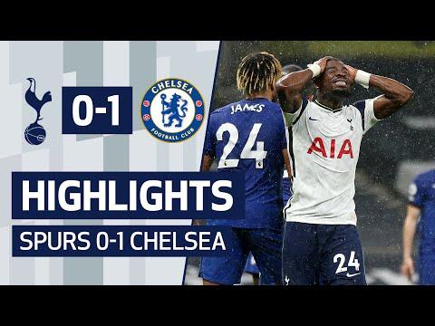 HIGHLIGHTS | SPURS 0-1 CHELSEA