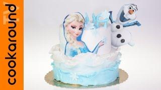 Torta Frozen - Come realizzarla in modo semplice