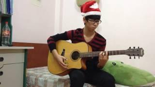 Chúc mừng Giáng Sinh -guitar; Mr PV