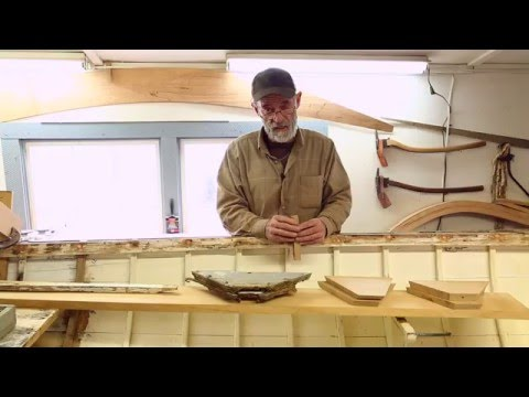 Understanding wood grain and how to use it properly   - REMORA (Part 5)