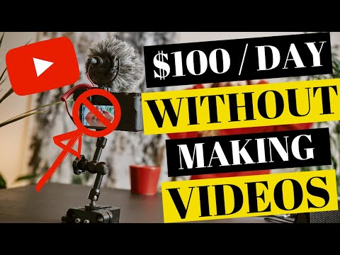 EARN $200 PER DAY ON YOUTUBE WITHOUT EVER CREATING A SINGLE VIDEO