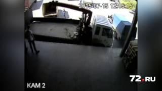 Вор похитил груз
