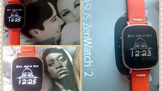 Asus ZenWatch 2 45mm review |Умные Наручные часы|Идея для подарка жене